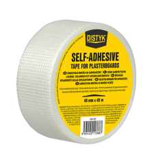 Distyk SAMOLEPILNI BANDAŽIRNI TRAK / SELF ADHESIVE TAPE FOR PLASTERBOARDS