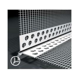 Odkapni profil VLT - 2H plast PVC