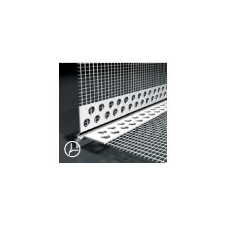 DEN BRAVEN odkapni profil VLT - 2H plast PVC