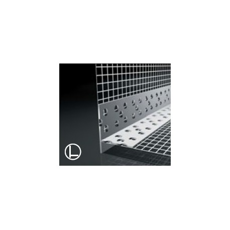 DEN BRAVEN odkapni profil LTplast PVC