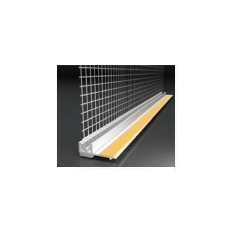 DEN BRAVEN okenski profil z mrežo 6 in 9mm