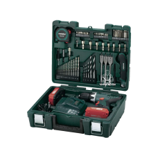 Aku. vrtalni vijačnik BS 14.4 Li Mobile Workshop METABO