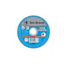 Brusilna plošča za kovino/inox DEN BRAVEN