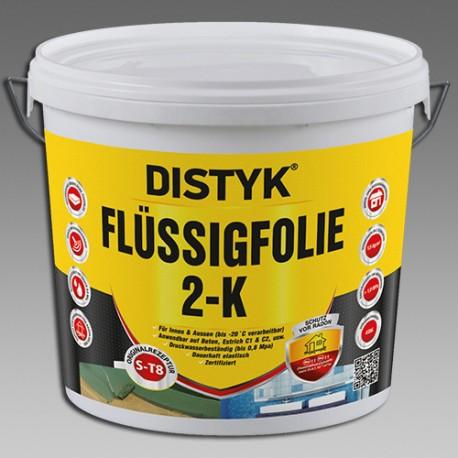 2-K fleksibilni hidroizolacijski premaz Flussigfolie DISTYK